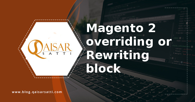 Magento 2 overriding or Rewriting block