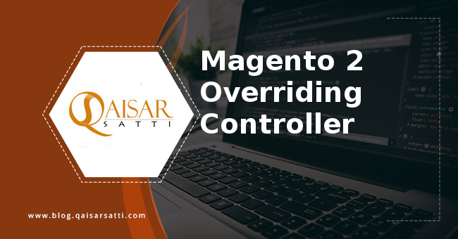 Magento 2 overriding or Rewriting controller