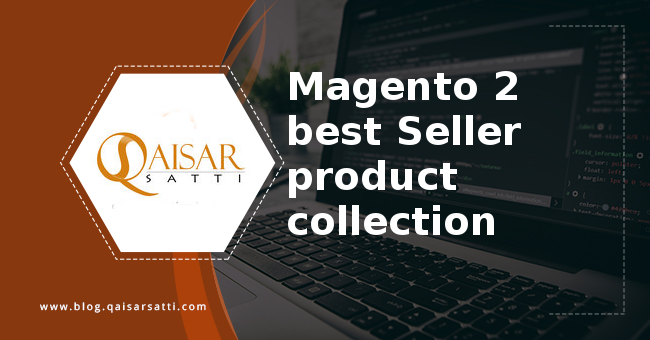 Magento 2 best Seller product collection