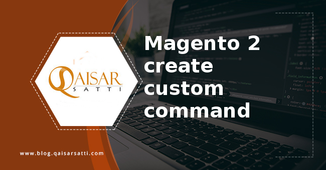 Magento 2 create custom command