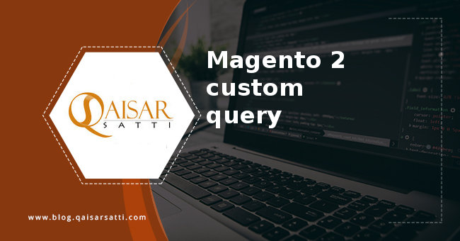 Magento 2 use custom query