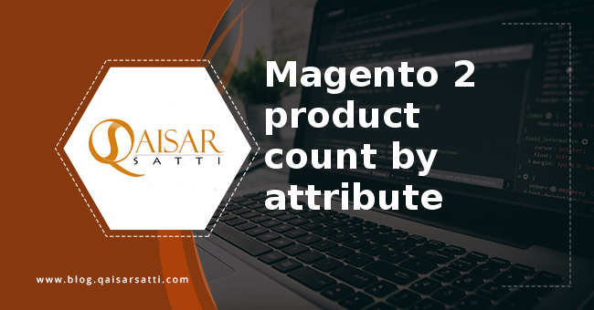Magento 2 product count by attribute