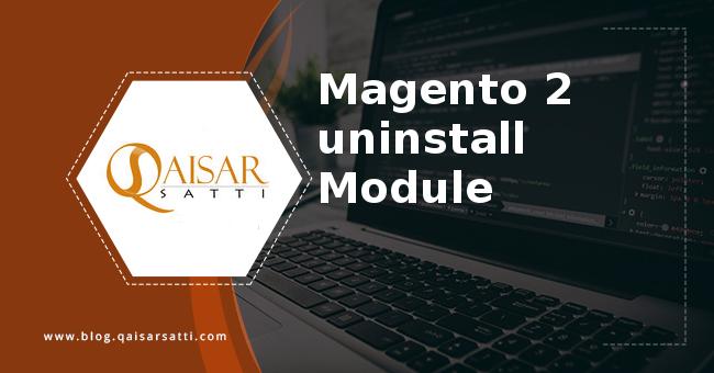 Magento 2 uninstall Module