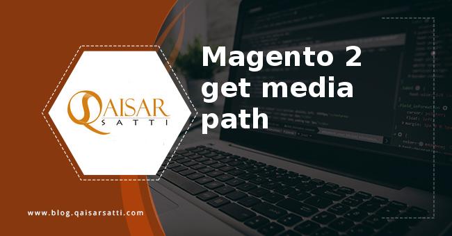 Magento 2 get media path