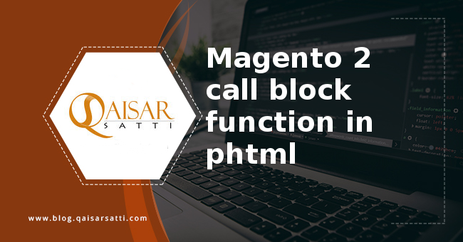 Magento 2 call block function in phtml