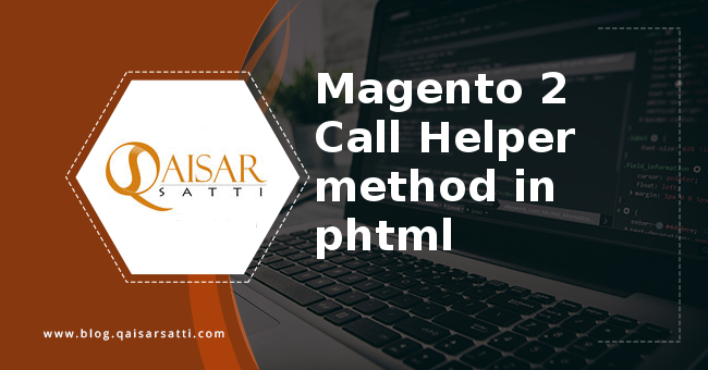 Magento 2 Call Helper method in phtml