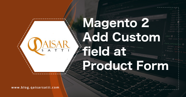 Magento 2 Add Custom field at Product Form
