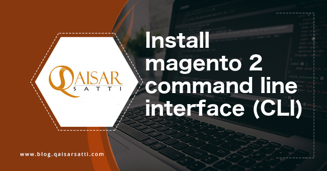 Install magento 2  command line interface (CLI)