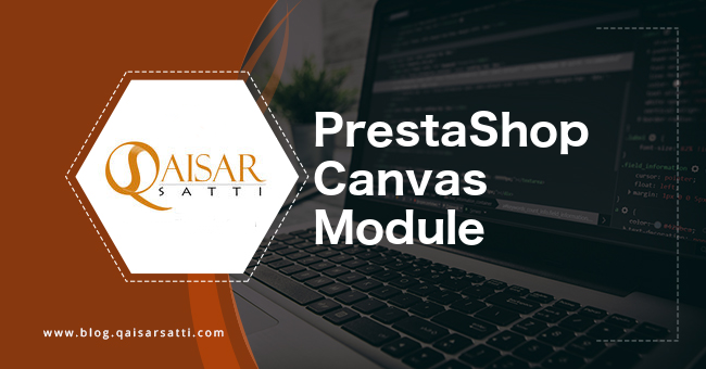PrestaShop Canvas Module