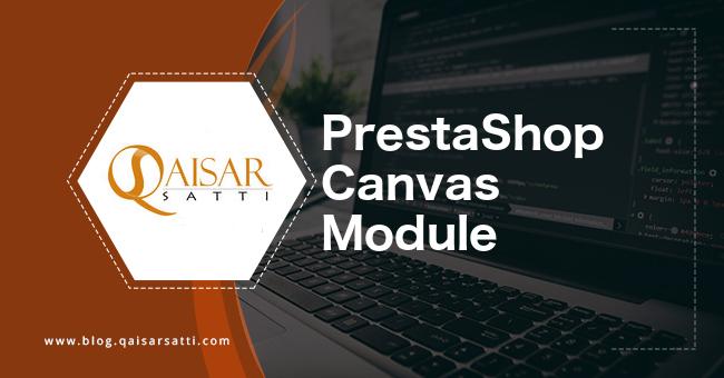 PrestaShop Canvas Module