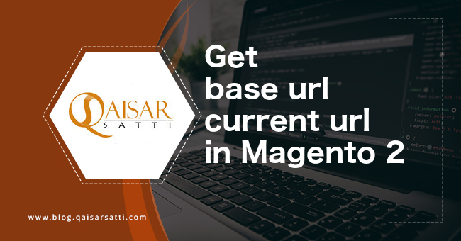 Get base url current url in Magento 2