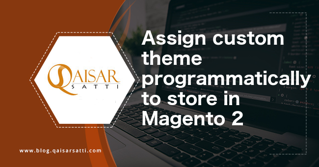 Assign custom theme programmatically to store in Magento 2