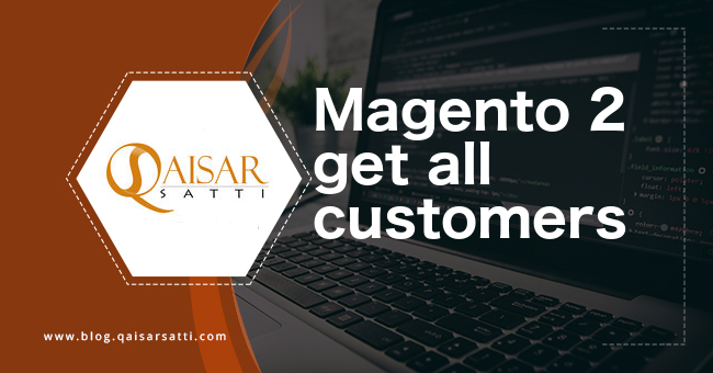 magento 2 get all customers