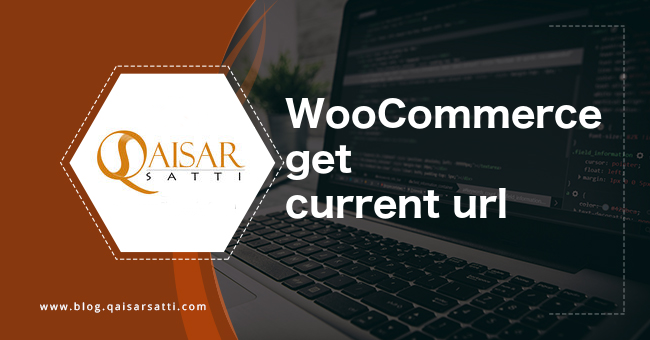 WooCommerce get current url
