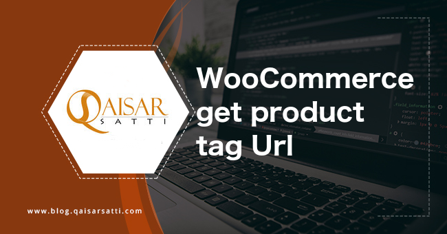 WooCommerce get product tag Url